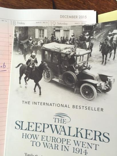 Sleep walkers